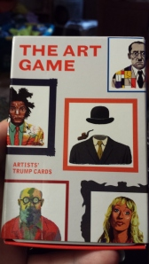 Art card game cover