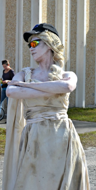 Statue Woman